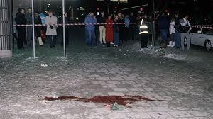 Christer Andersson gillade att totta över på mordplatsen. Ca. 5000 gånger på 10 år.