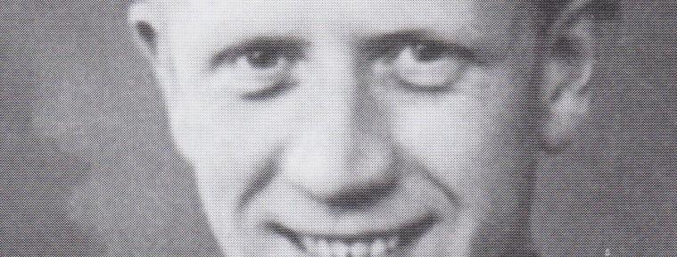 """Polisen Einar Sørensen med täcknamnet """"Leif"""" var ledare för L-grupperna i Jylland. Han deltog aktivt i likvideringen av minnst 15 Gesta-tjallare."""